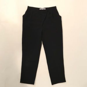 & Other Stories Black Trousers - EUR36 / US 4-6